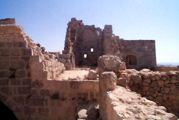 Ajloun Castle, Jordan
