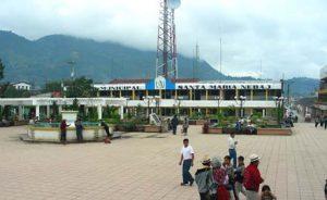 Central Plaza Santa Maria Nebaj