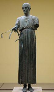Delphi charioteer statue