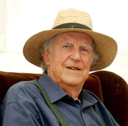 Sir Edmund Hillary, 2006
