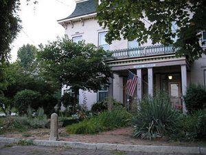haunteed Mitchell Mansion, Alton, IL