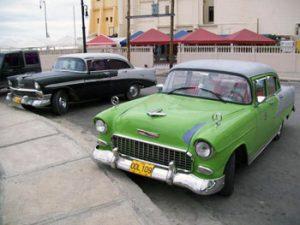 '50s vintage American cars