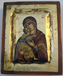 Greek icon painting