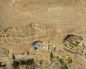 Monastery in Jericho