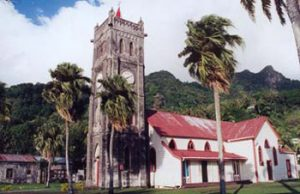 Sacred Heart Catholic Church, Levuka