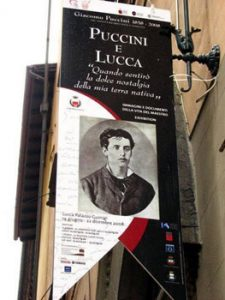 Puccini banner