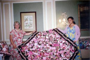 kiheipili patchwork quilt