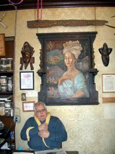 Voodoo museum, New Orleand