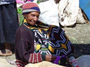 indigenous PNG man