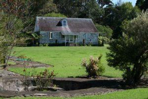 Parker Ranch headquarters in Waimea