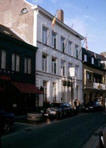 Poperinge street