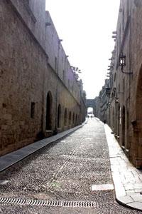 Rhodes street