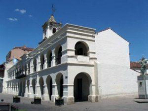 Cabildo in Salta demonstrates colonial architecture