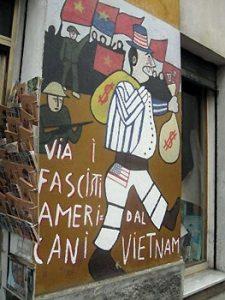 anti-American mural