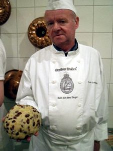 German baker