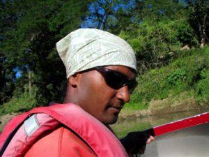 Fiji boat captain
