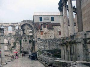 Hotel Peristil, Split, Croatia