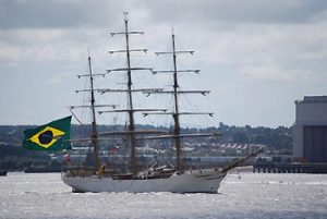 Brazilian tall ship