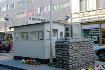 Check Point Charlie, Berlin, Germany