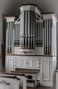 Palatine Church Pipe Organ
