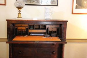 desk in Hunt Morgan house