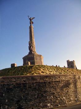 Aberystwyth Castle Grounds