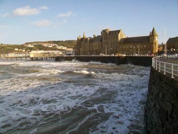 Aber's harbour
