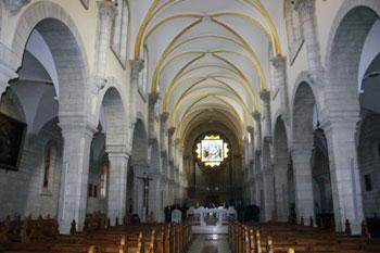 Church of St. Catherine interior