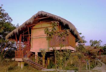 Assamese craft workshop buildings