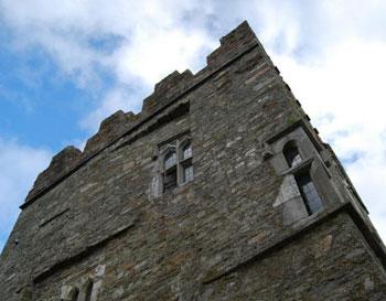 Desmond Castle tower