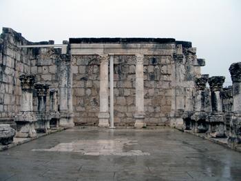 Ancient Capernaum Synagogue