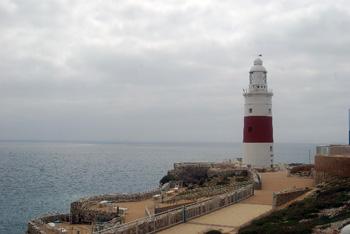 Gibralter lighthouse
