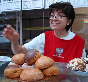 Polish bakery in Hamtramck