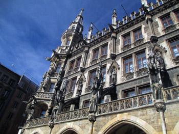 Munich New Town Hall