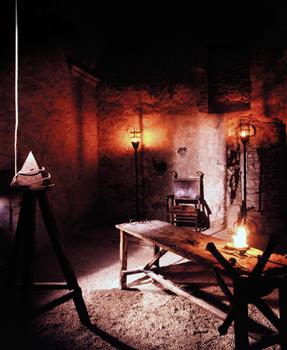Inquisition torture room
