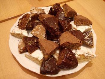 German Christmas sweets