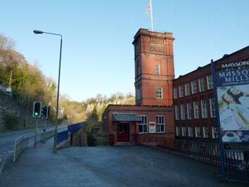 Masson mill