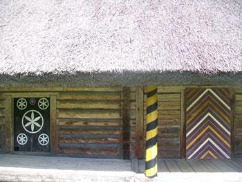 Muhu house at Tallinn open air museum