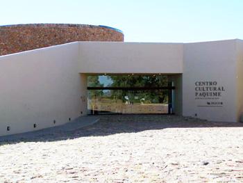 Center Cultural Paquimé Casas Grandes Museo