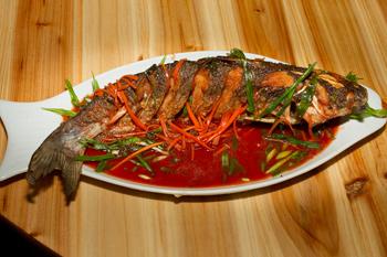 Red Yao Chili Fish