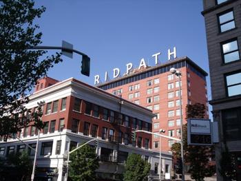 Ridpath Hotel, Spokane
