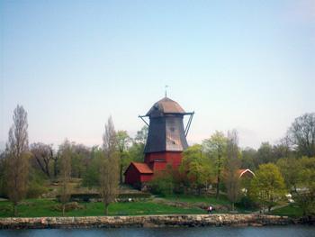 Djurgarden Windmill