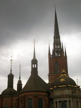 Gothic skyline