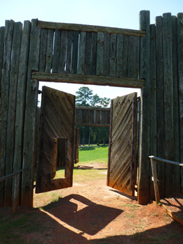Entrance to Andersonville