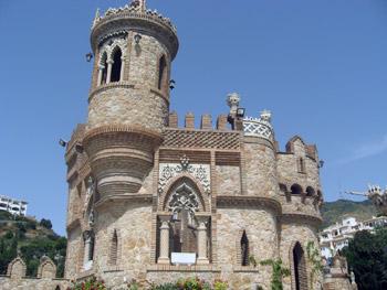 Royal House of Aragon (Colomares Castle)