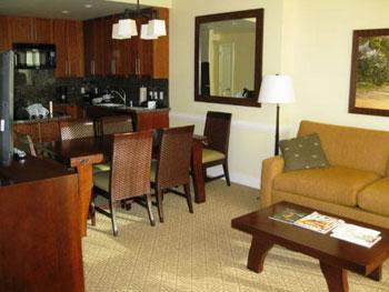 suite at Princeville Resorts