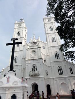 Christian church in Ernakulam