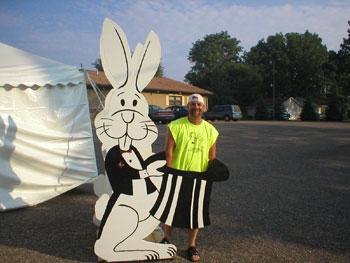 rabbit and hat illusion