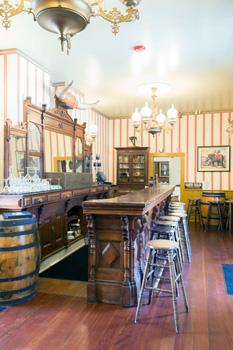 hotel barroom