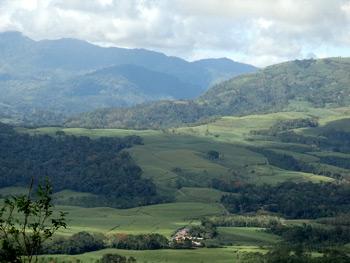Turralba Mountains